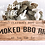 Thumbnail: Smoke BBQ Ribs Sign - All you Can Eat - Personalized BBQ Sign - Best BBQ Ribs -