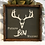 Thumbnail: Future Bow Hunter Sign - Nursery Sign -Nursery Decor