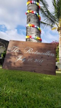 hawaii welcome sign.JPG