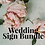Thumbnail: Custom Wedding Signs - Wedding Sign Bundle