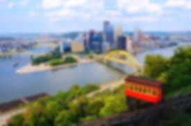 Pittsburgh Cityscape