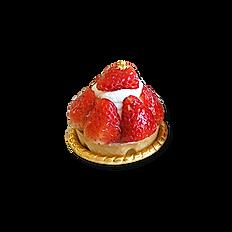 딸기타르트