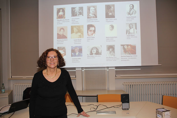 CONFERENCE PERILLIE FEMMES LE 06 02 20 I