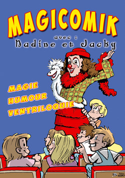 MAGICOMIK (affiche)