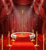 illustration-microphone-dore-podium-ride