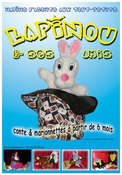 Lapinou (affiche)