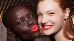 A Visual Marker for 2021? Bright Lipstick