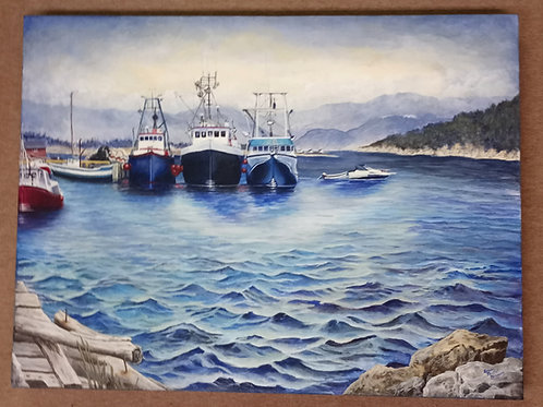 #85 Harbour Boats
