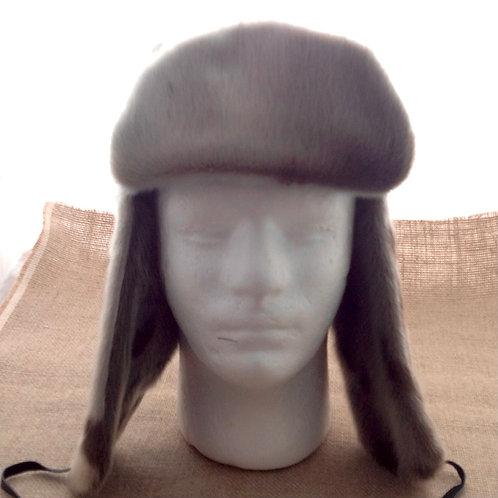 #10 Sealskin Trapper Hat