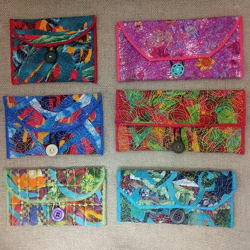 #84 Handmade Fabric Bags