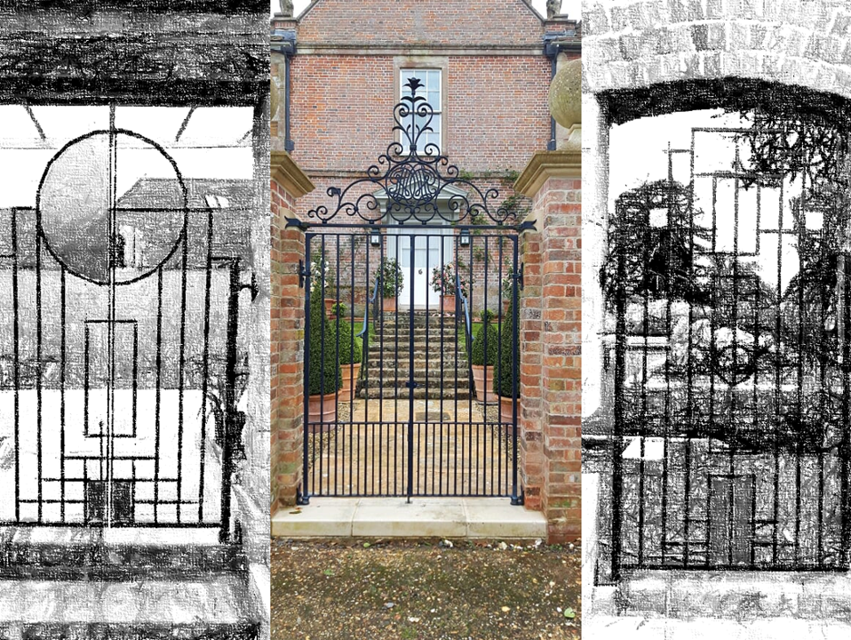 Bespoke Handmade Gates