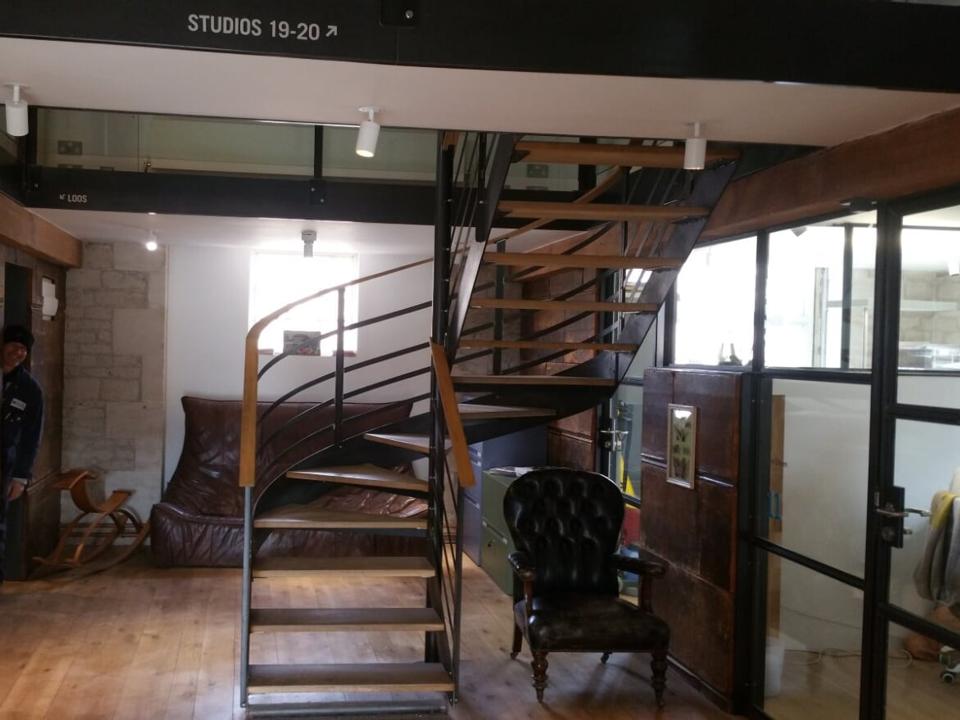 Bespoke Spiral Stair