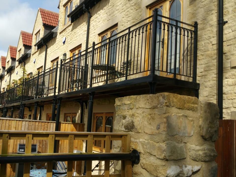 Bespoke Balcony