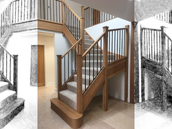 Staircase Metal Infill