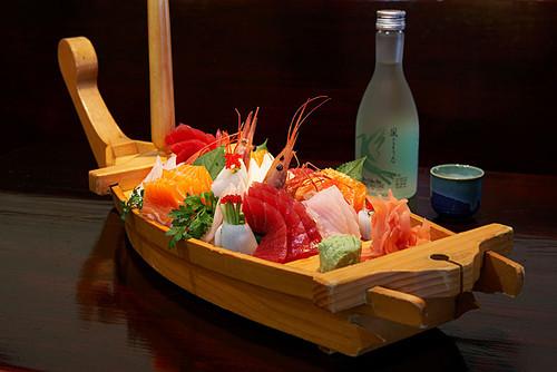 Small Sashimi Boat