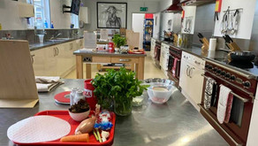 Guest Chef at Kenton Hall Estate