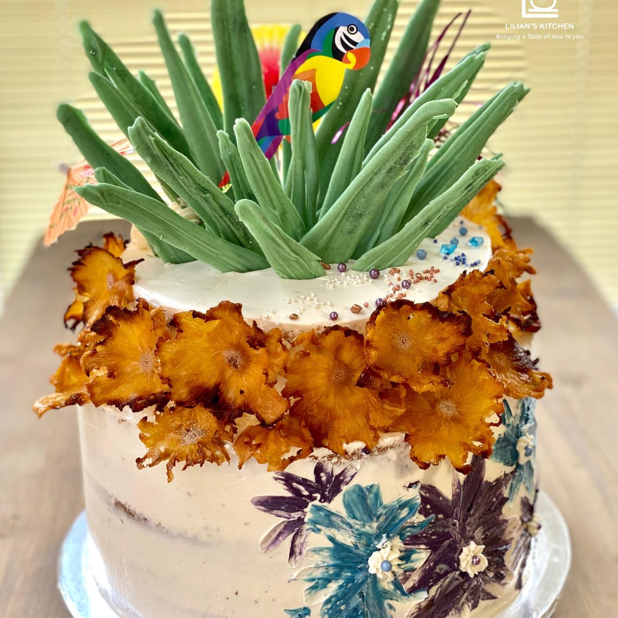 ATM Caribbean Cake