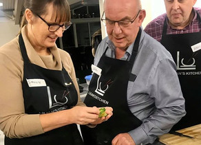 Chinese New Year Cookery Class