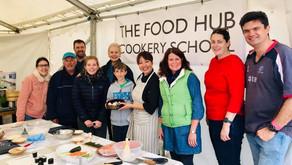 Sushi Demo at Aldeburgh Food & Drink Festival