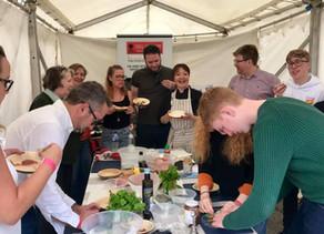 Thai & Vietnamese Demo at Aldeburgh Food & Drink Festival