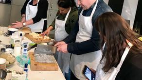 Team Building Workshop @ Cambridge Cookery School