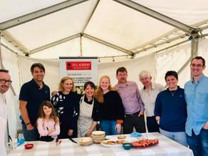 BBQ Demo at Aldeburgh Food & Drink Festival
