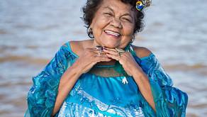 Do mundo para o Festival Path: Dona Onete conquista com música chamegada do Pará