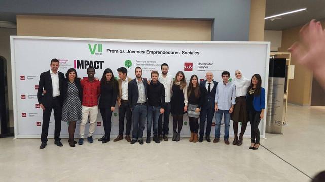 Premi JES (Joves Emprenedors Socials)