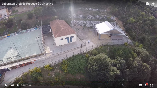 Estrena video: Laboratori Urbà de Producció Col.lectiva
