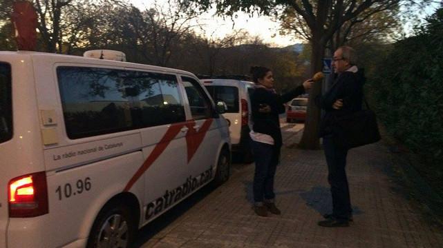 Entrevista per 'Els matins de Catalunya Ràdio'