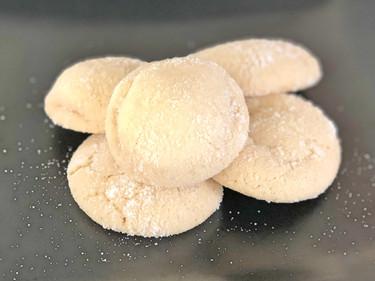 Sunrise Sugar Cookie