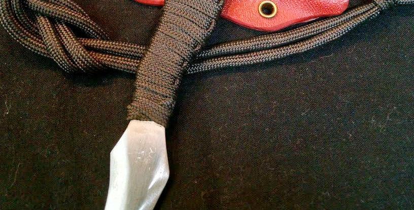The Talon Neck Knife