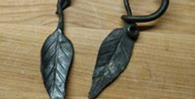 Leaf Key Rings