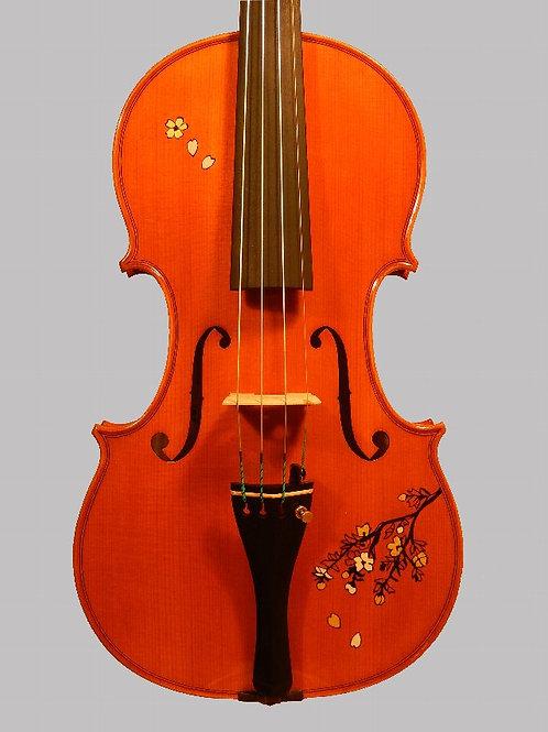 2020年オーダーメイドバイオリン