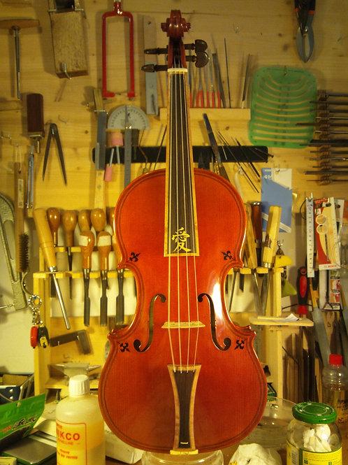 バロックバイオリン2015