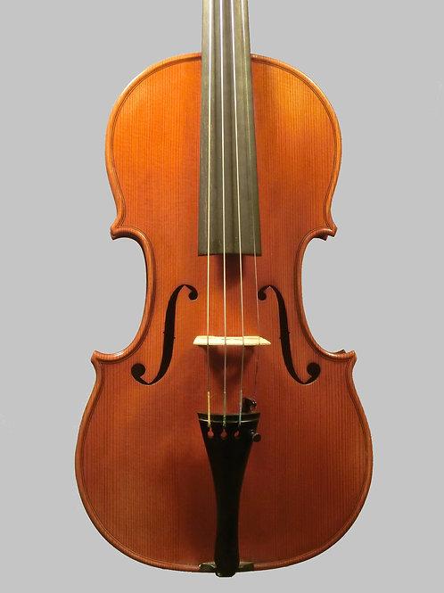 バイオリン2017年工房製 セミアンティーク仕上げ