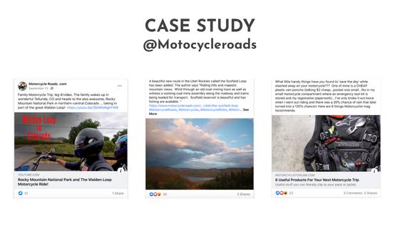 Facebook Case Studies