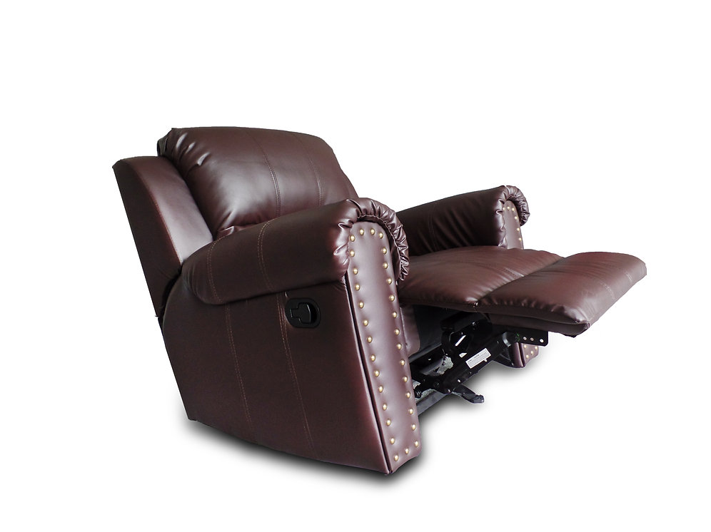 Incredible Leather Recliner Rocker Sofamind Andrewgaddart Wooden Chair Designs For Living Room Andrewgaddartcom