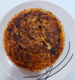 onion tart