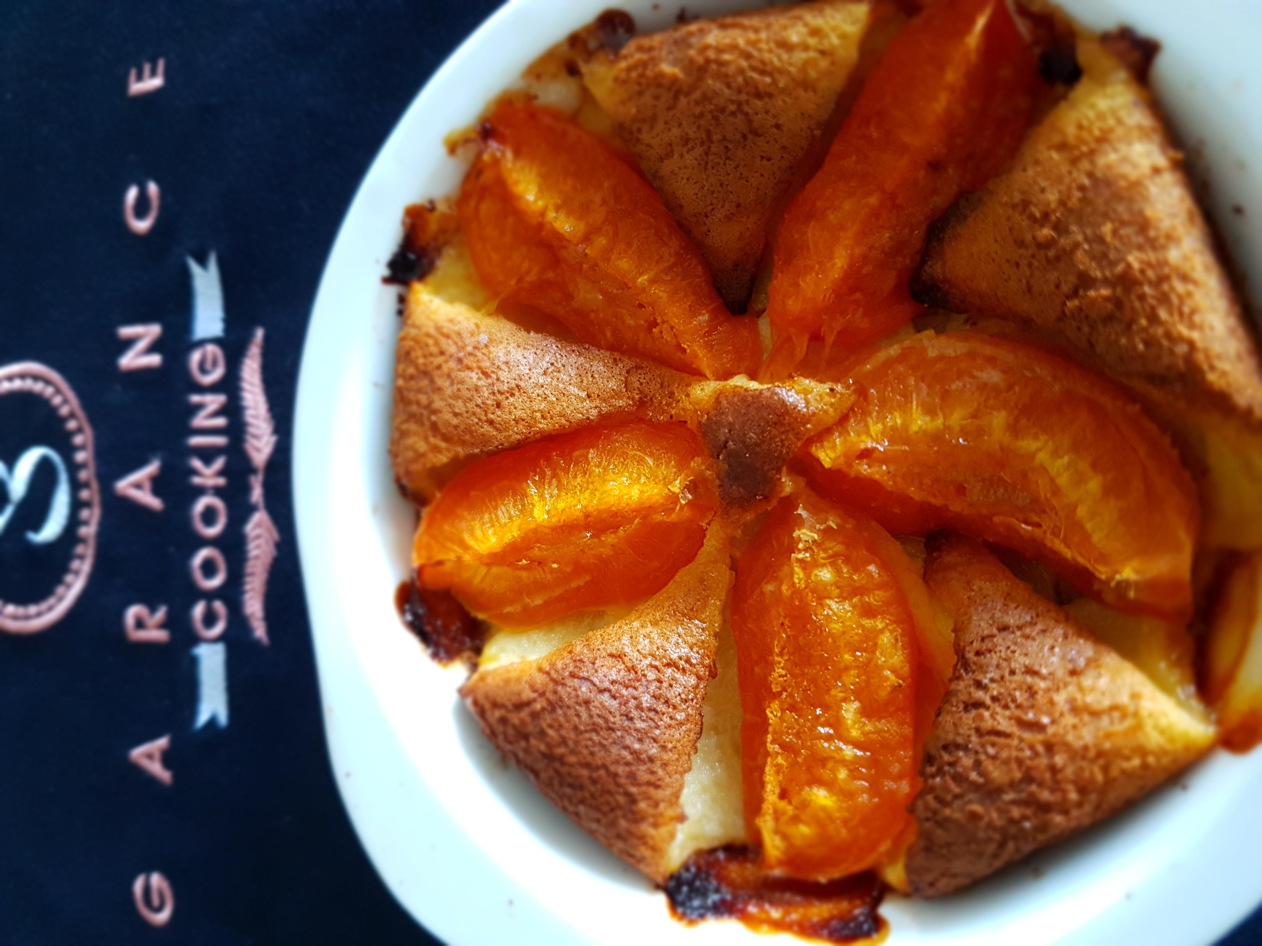 apricot clafoutis garance nz