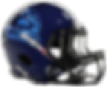 South Granville Vikings - Helmet right-s
