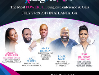 "Life Coach and Relationship Recovery Expert Dr.Sonja Stribling Presents The ""SinglesRus™"" Conference"
