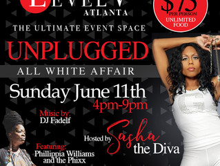 "Level V ATL Presents ""Level V Unplugged"" Hosted by Kiss 104.1's Sasha The Diva"