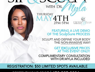 Sip & Sculpt Media Advisory