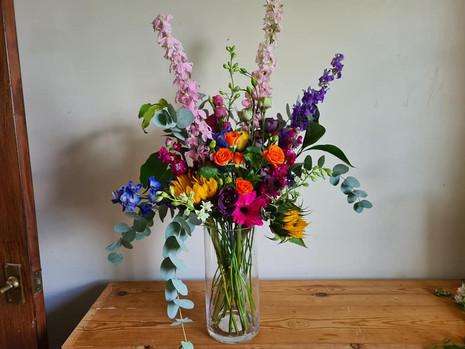 Vase Arrangement!