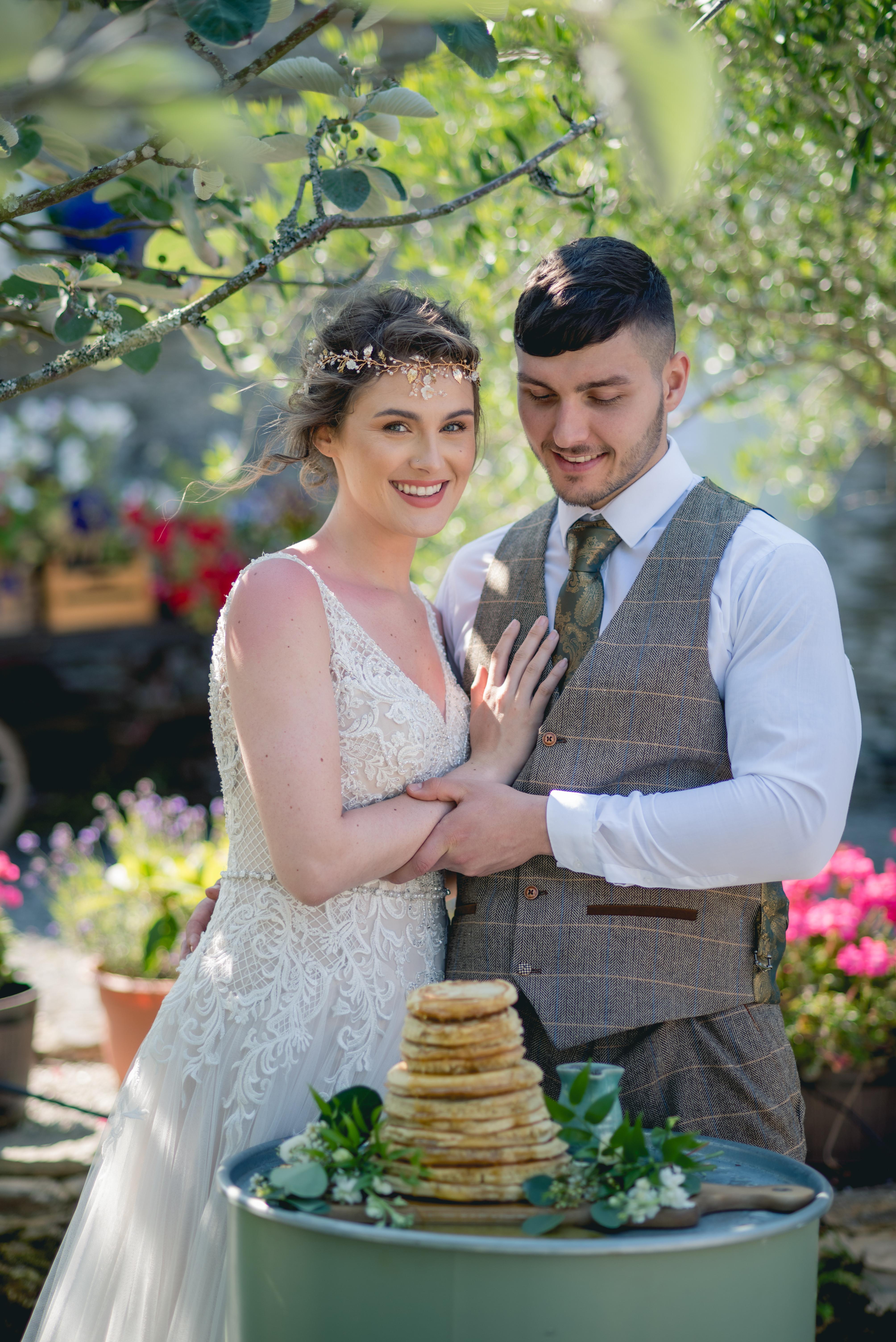 Initial Wedding Consultation @ Studio