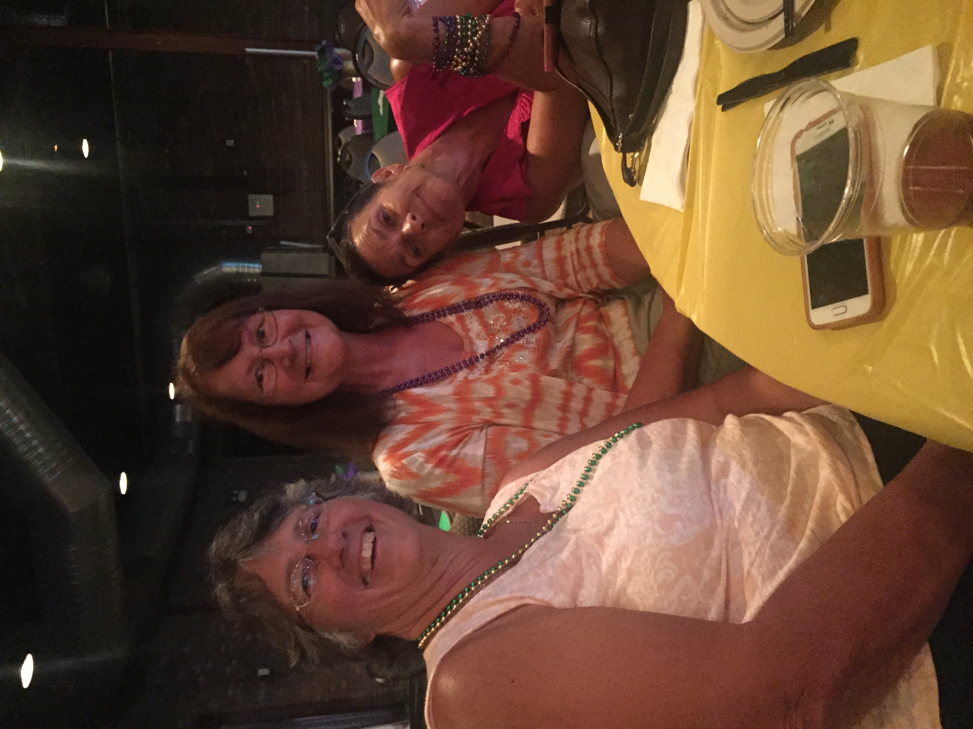 Tonya, Karen, Beth