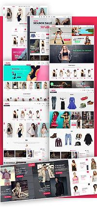 פיתוח חנויות shopify