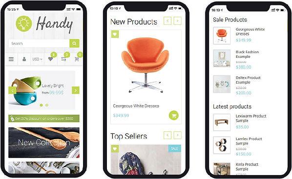 פיתוח חנות אונליין shopify