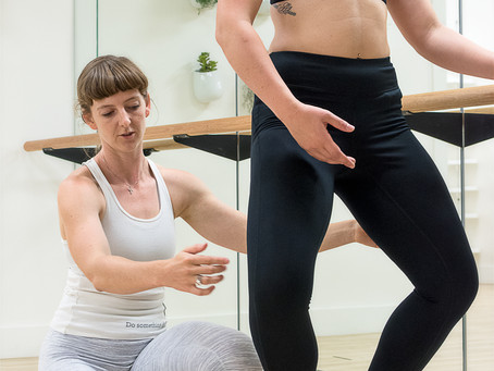 Thinking of a career in fitness? You can't look past Barre Training